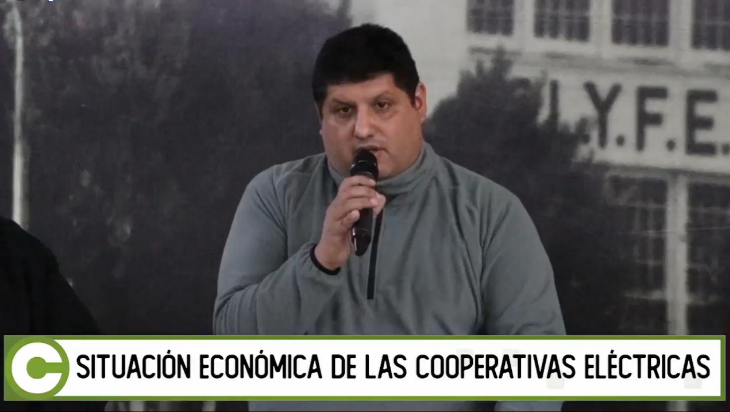 Situación económica de las cooperativas eléctricas